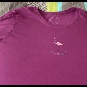 Life Is Good Tops - Women's Life is Good Short Sleeve Shirt.
